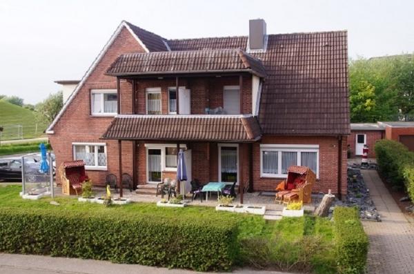 Haus Seepferdchen - 035 (Büsum). Ferienwohnung-3-Raum Nr. 105