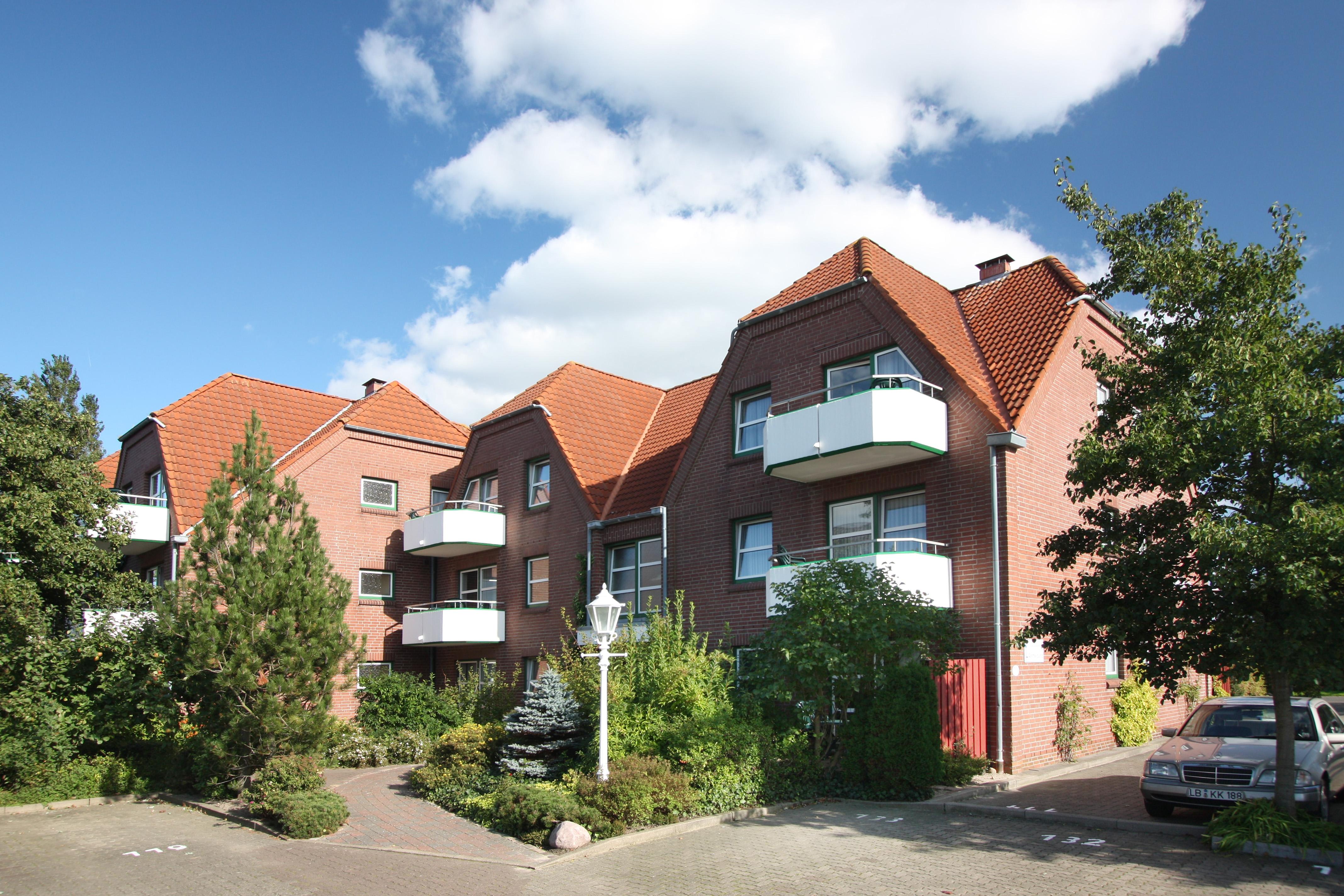 Holländerei - 064 (Büsum). Ferienwohnung-2-Raum Nr. 227