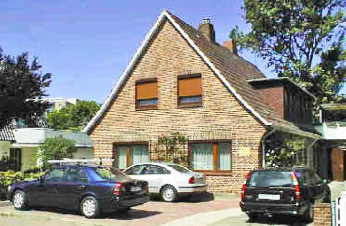 Haus Karstens - 072 (Büsum). FeWo-2-Raum Nr. 1/012