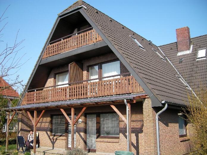 Haus Seediek - 095 (Büsum). Ferienwohnung-2-Raum Nr. 101