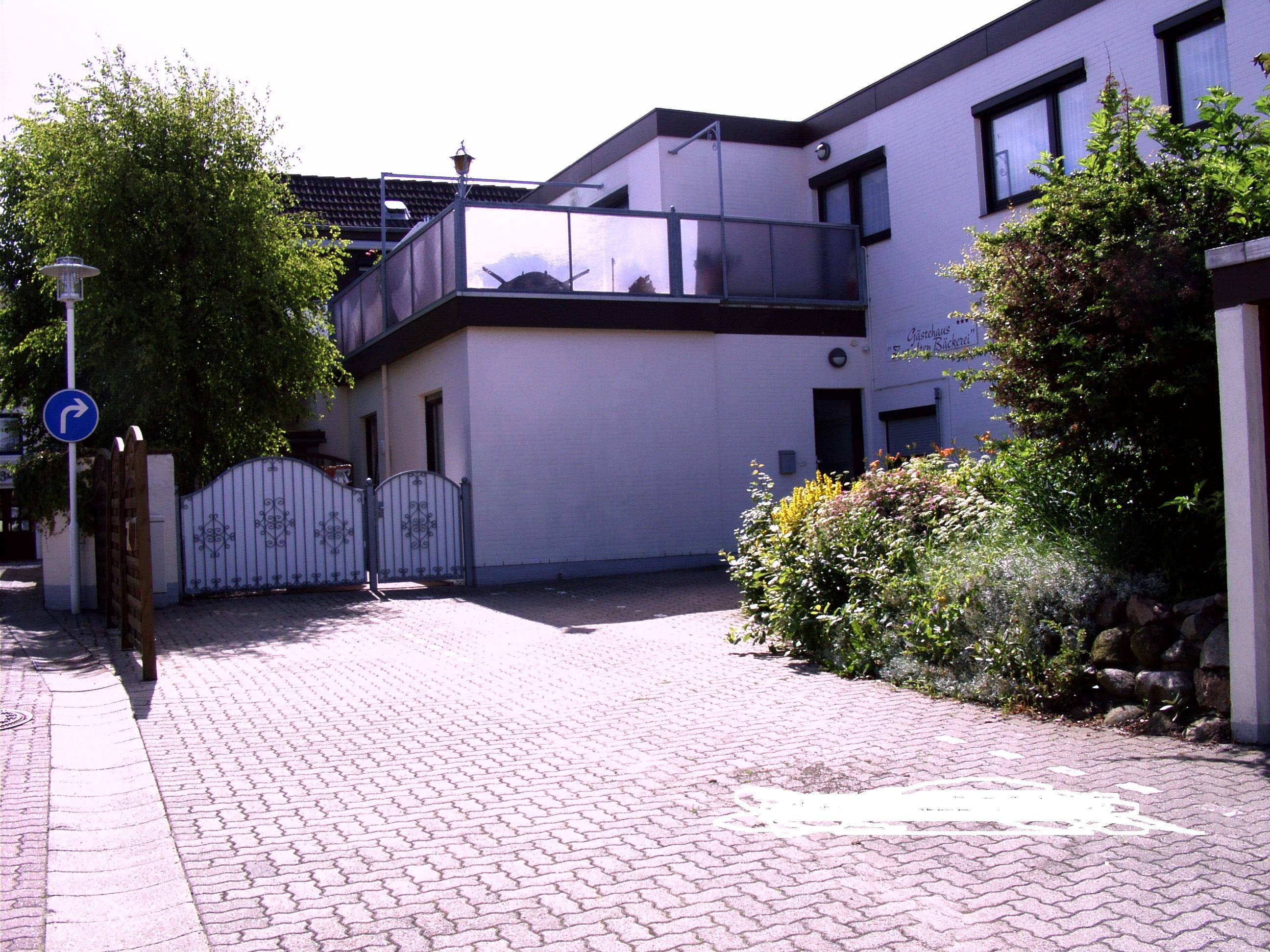 Gästehaus Alte Bäckerei - 235 (Büsum). Fewg.-2-Raum Nr.002