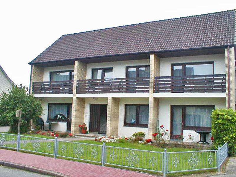 Haus Hamann - 368 (Büsum). FeWo-2-Raum Nr. 006