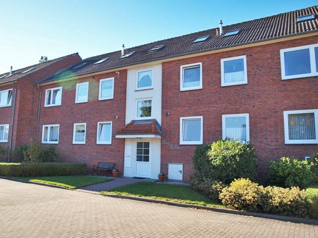 Haus Krabbe Ferienwohnung Alexandra - 126 (Büsum). Ferienwohnung-4-Raum Nr. 001