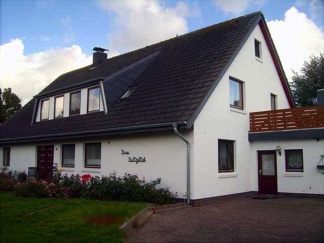 Haus Halligblick (Dagebüll). FeWo 1 Hooge