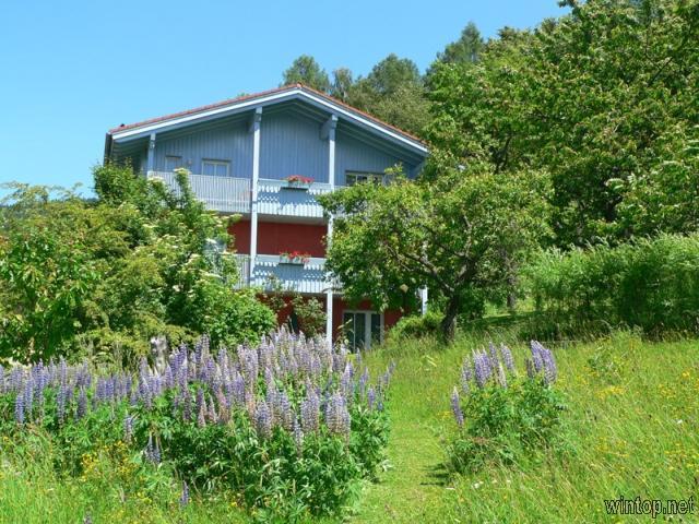 Landhaus Korte (Bodenmais). Garten