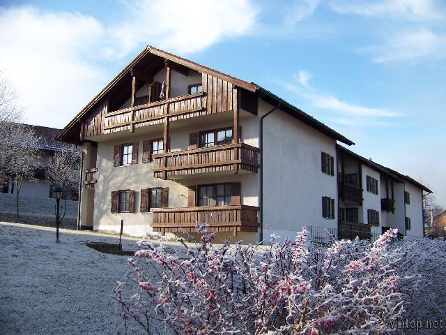 Villa Gutshof (Zwiesel). Ferienwohnung