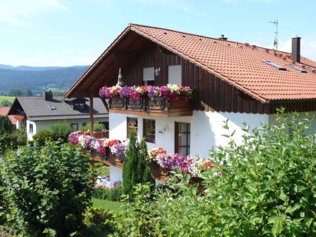 FW Kasparbauer (Regen). Ferienwohnung Typ 2, 40qm