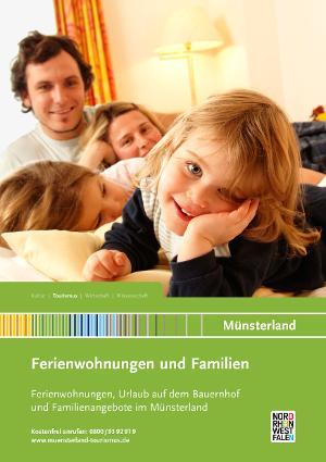 Katalog Ferienwohnungen und Familien Münsterland