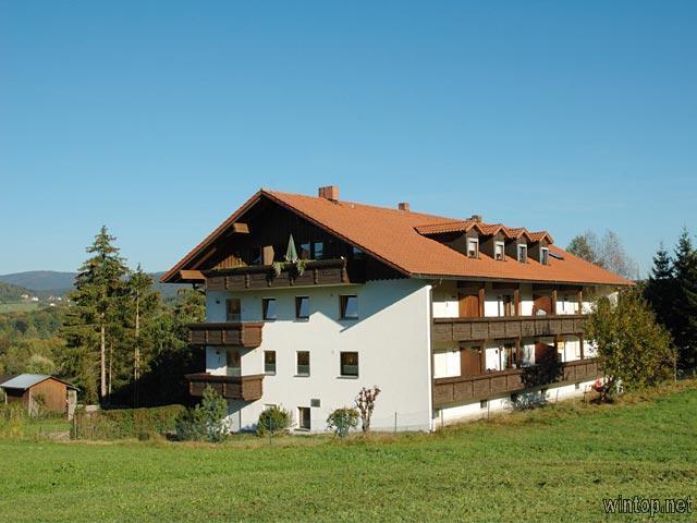 Ferienwohnung Hüwe (Zwiesel). Ferienwohnung mit 2 Schlafzimmer