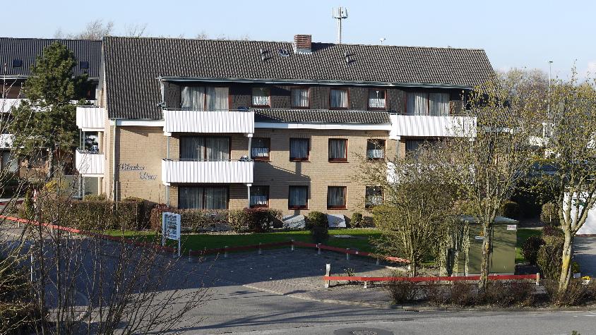 Gästehaus Blanker Hans - 516 (Büsum). BH Wohnung - 106