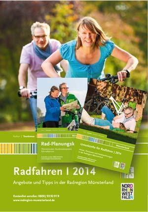 Infopaket Radfahren Münsterland