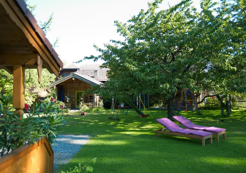 Obermoarhof edfelder rosemarie de anger ferienwohnung for 8 qm wohnzimmer