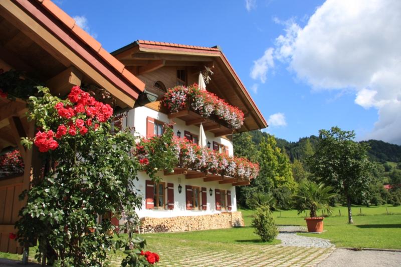 Ferienwohnungen Beim Hausbacher (DE Reit im Winkl). Ferienwohnung (5)