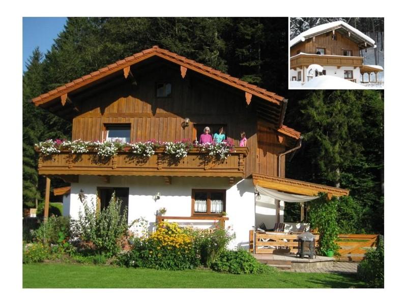 Harbich Susanne und Karl (DE Ruhpolding). Ferienwohnung (75qm), Balkon, Kochnische, 2 Schlaf- und 1 Wohn-/Schlafzimmer, max 6 Personen