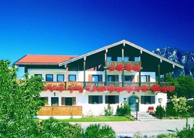 Appartements Reiter am See - Inzell Card plus (DE Inzell). Ferienwohnung Typ ll für 4 Personen, 55 m²