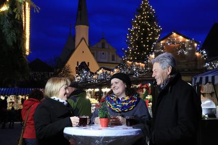 """Stadtführung """"Adventszauber im Herzen Bayerns"""""""