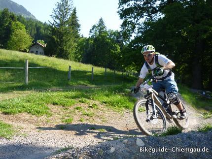 """""""CrossCountry Fahrtechnikkurs im Chiemgau"""" - Einstieg in die Fahrtechnik"""