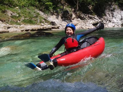 Riverbug Tour auf der Tiroler Ache