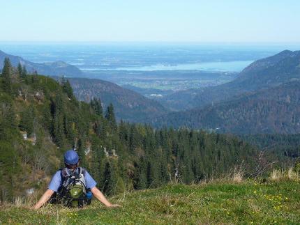 Chiemgau-Erlebnis-Runde: Rund um das Fellhorn