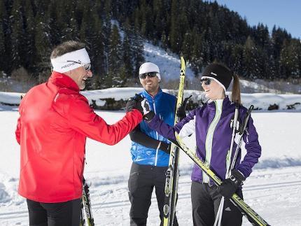 Komplextraining mit Biathlonschießen!