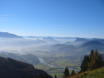 Geführte Wanderung zum Kranzhorn