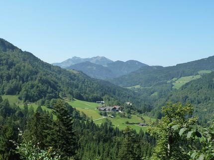 Geführte Wanderung rund um den Schwarzenberg