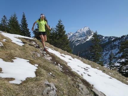 Trailrunning rund um den Jenbach