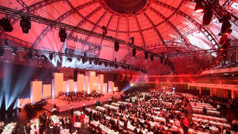 Kapazität Festhalle Frankfurt