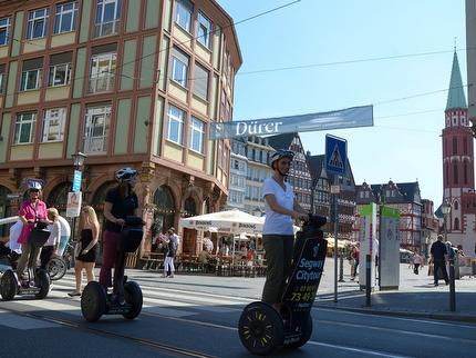 Segway Citytour Frankfurt