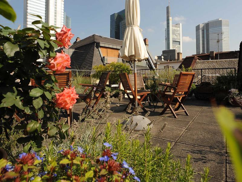 Nizza Hotel Frankfurt