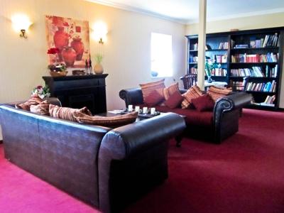 Bibliothek Hotel Flora