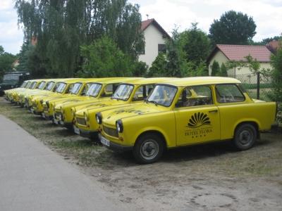 Trabant-Auswahl für Safari