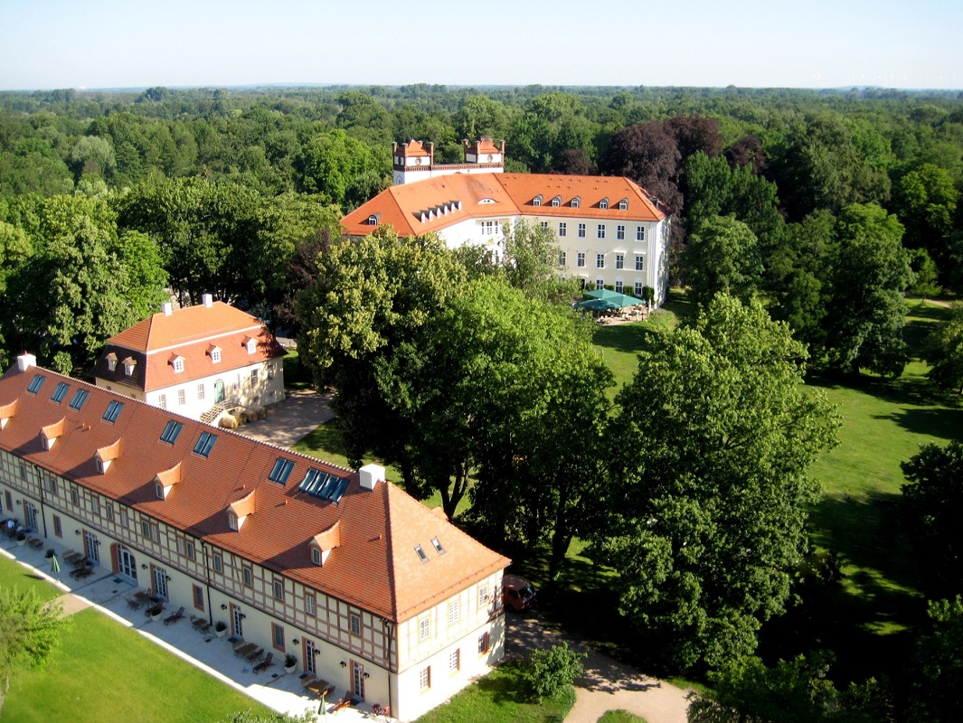 Ensamble Schloss Lübbenau (c) Marcel Blasseck