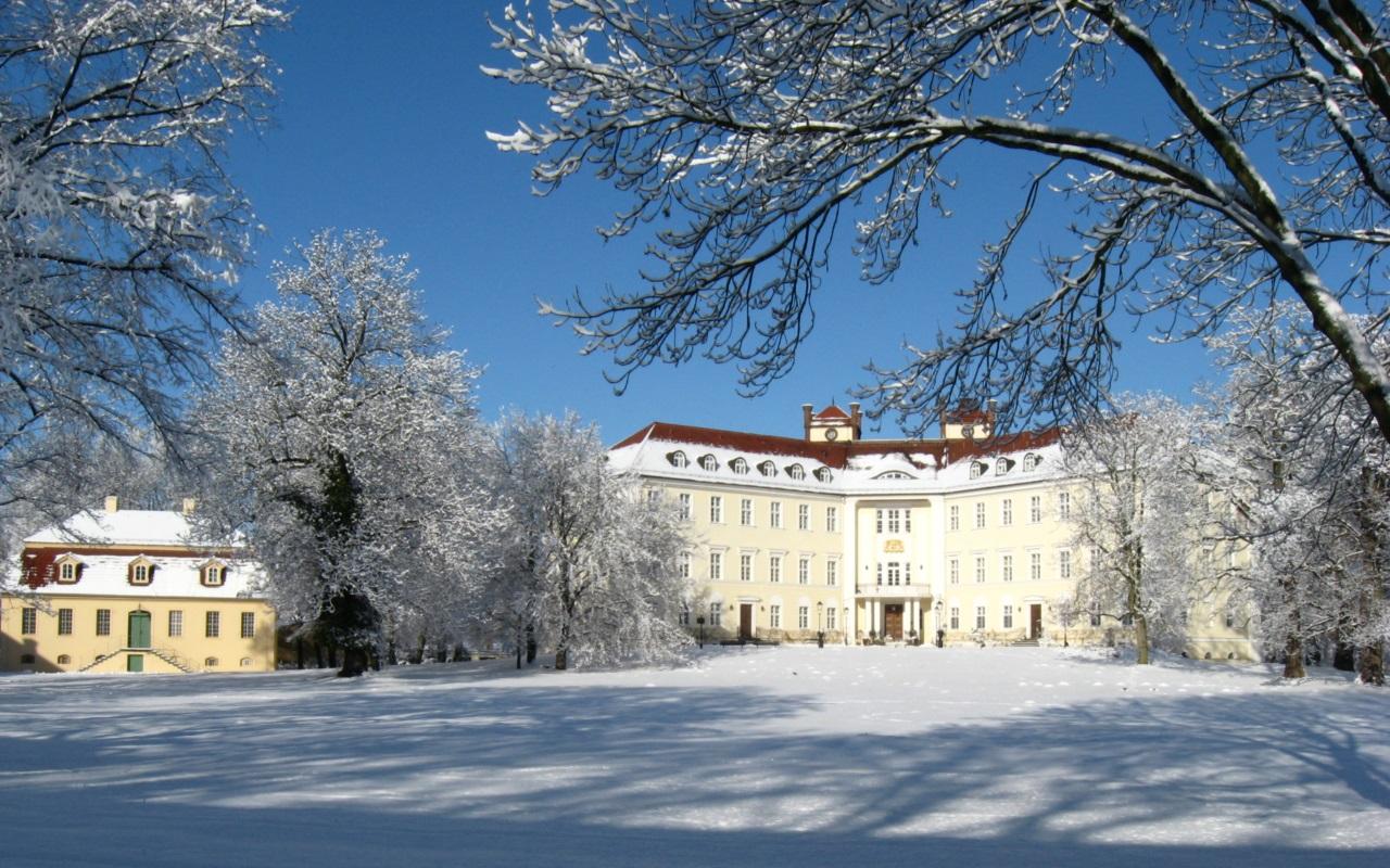 Schloss Lübbenau_Außenansicht