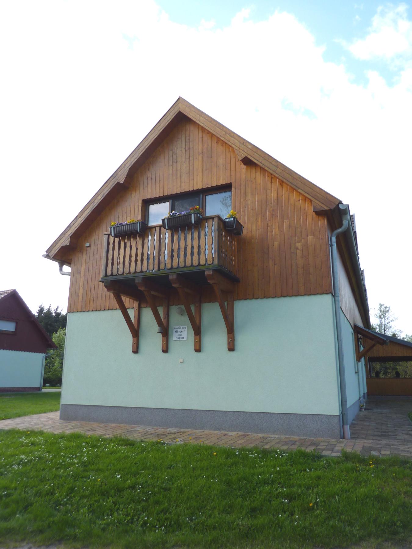 Balkon FeWo 3