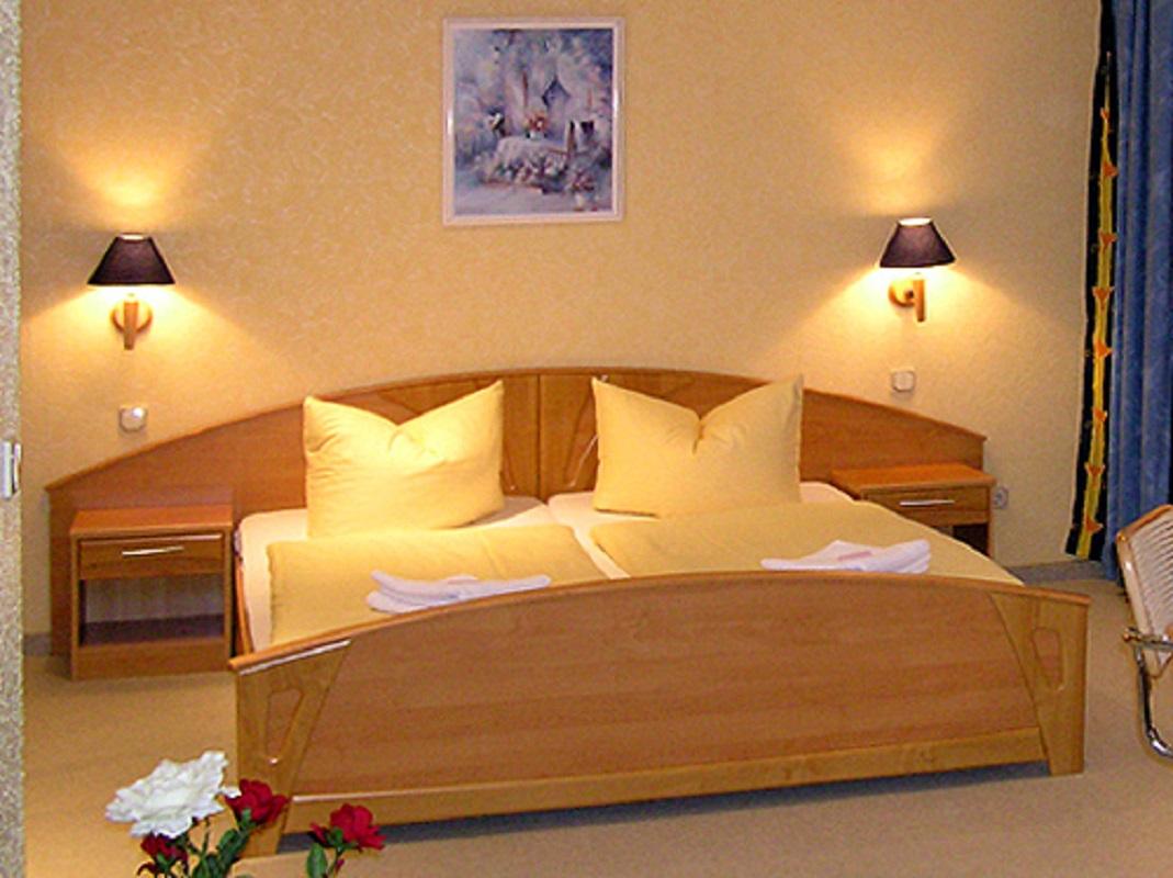 Waldhotel Seelow Doppelzimmer