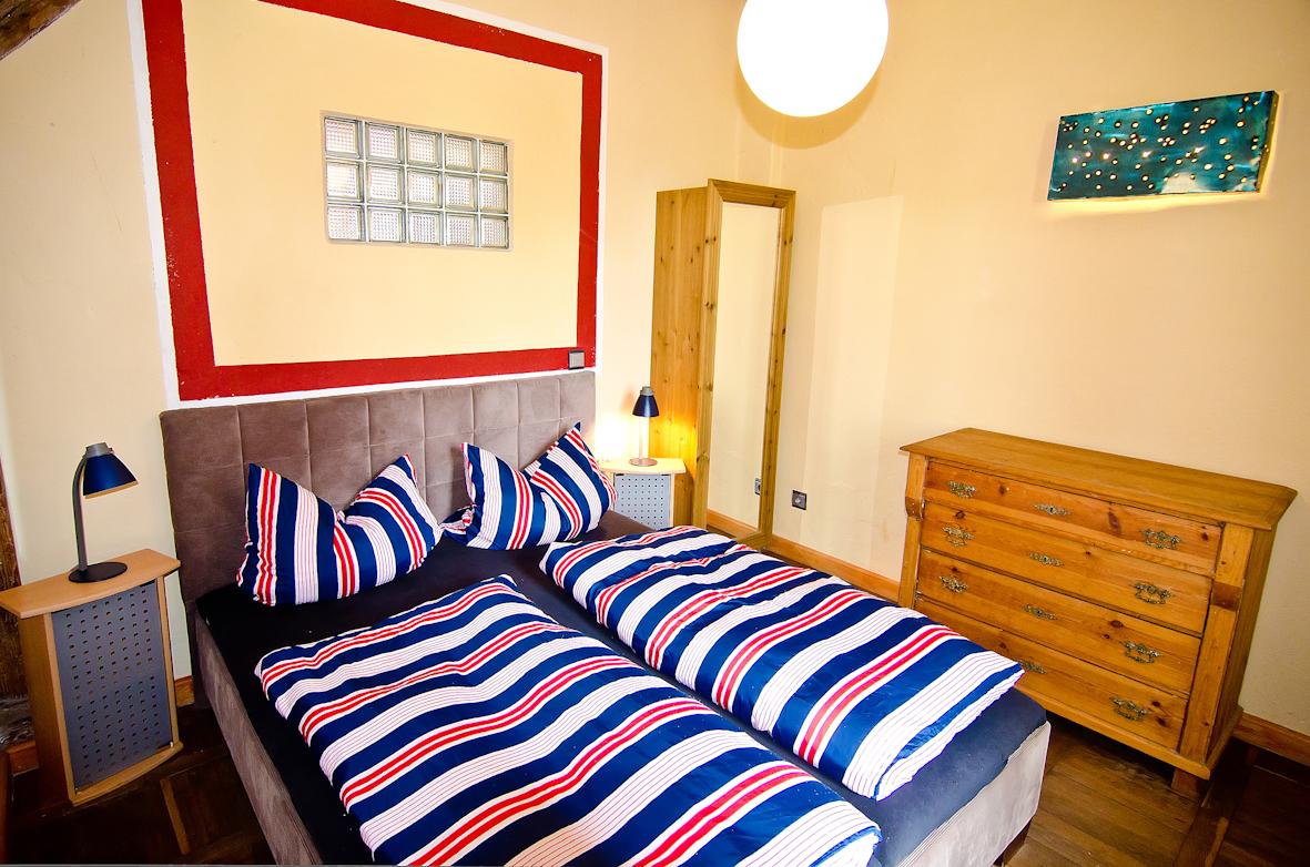 Alte Brennerei Haselberg - Ferienwohnung 2 Schlafzimmer