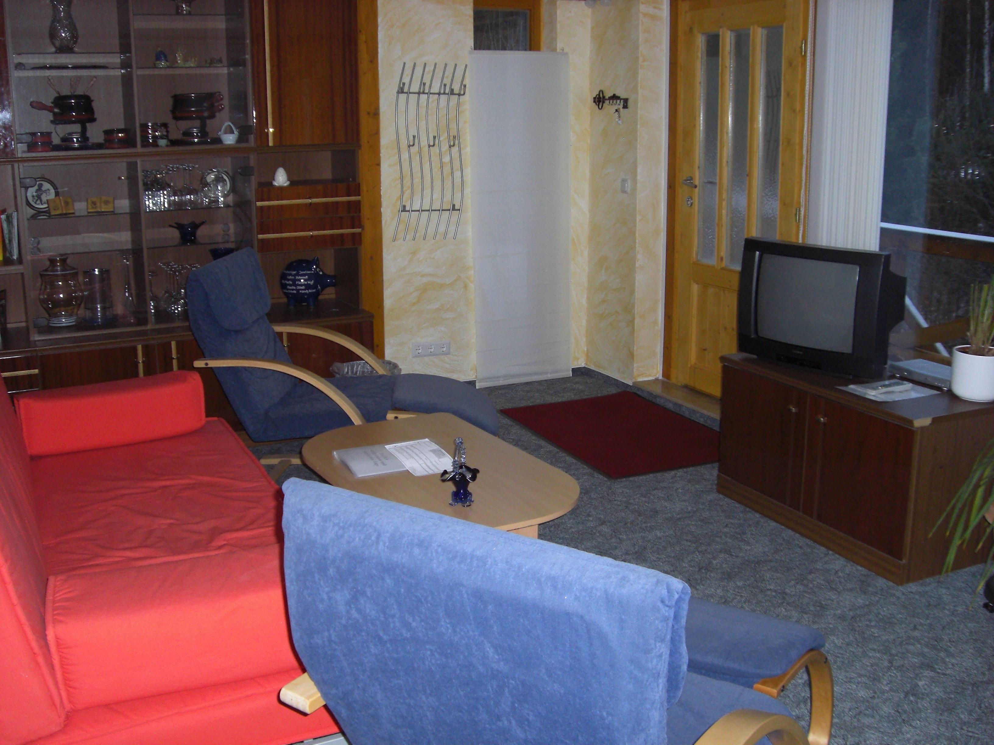 Obergeschoss Wohnraum