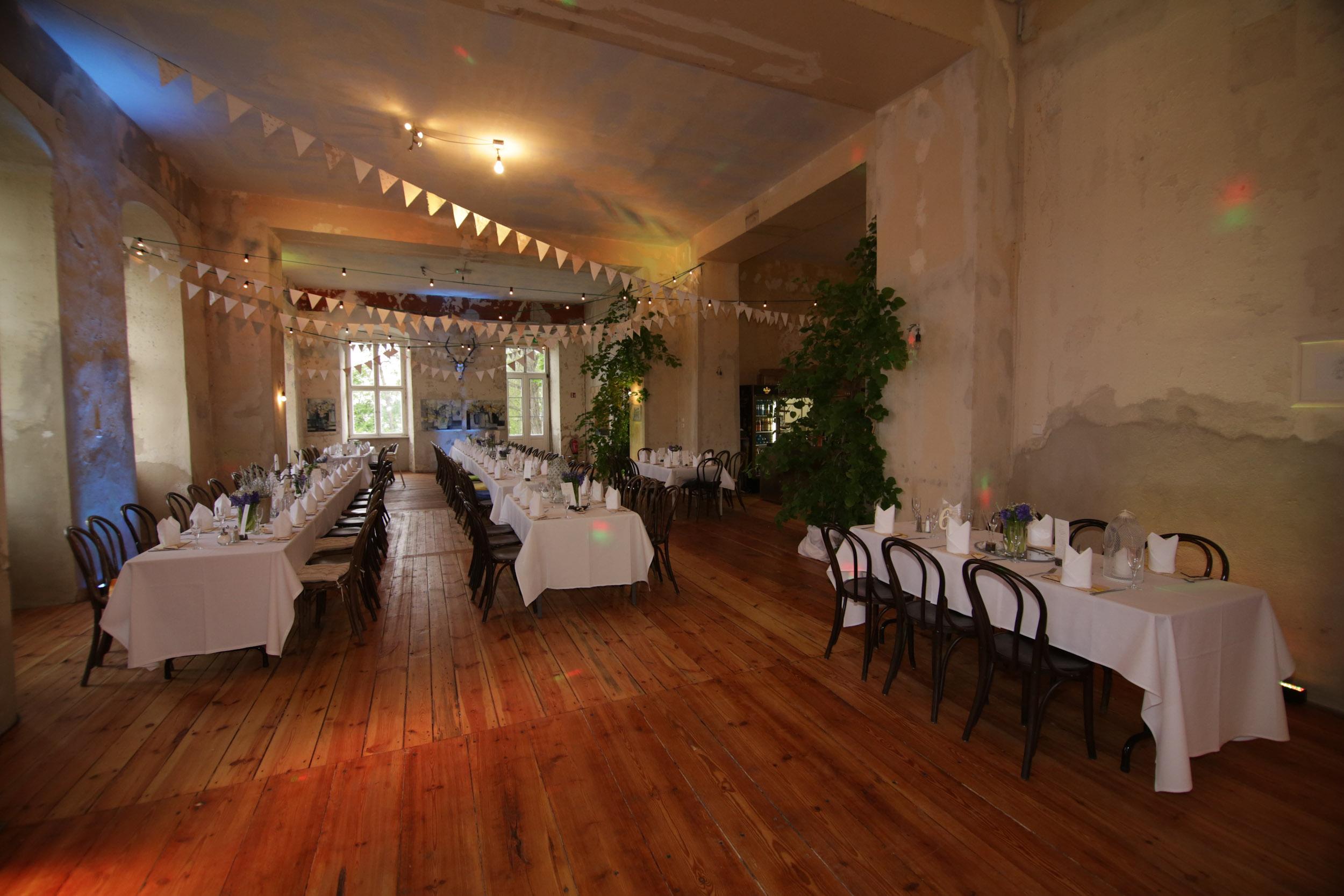 Saal im Schloß / Restaurant