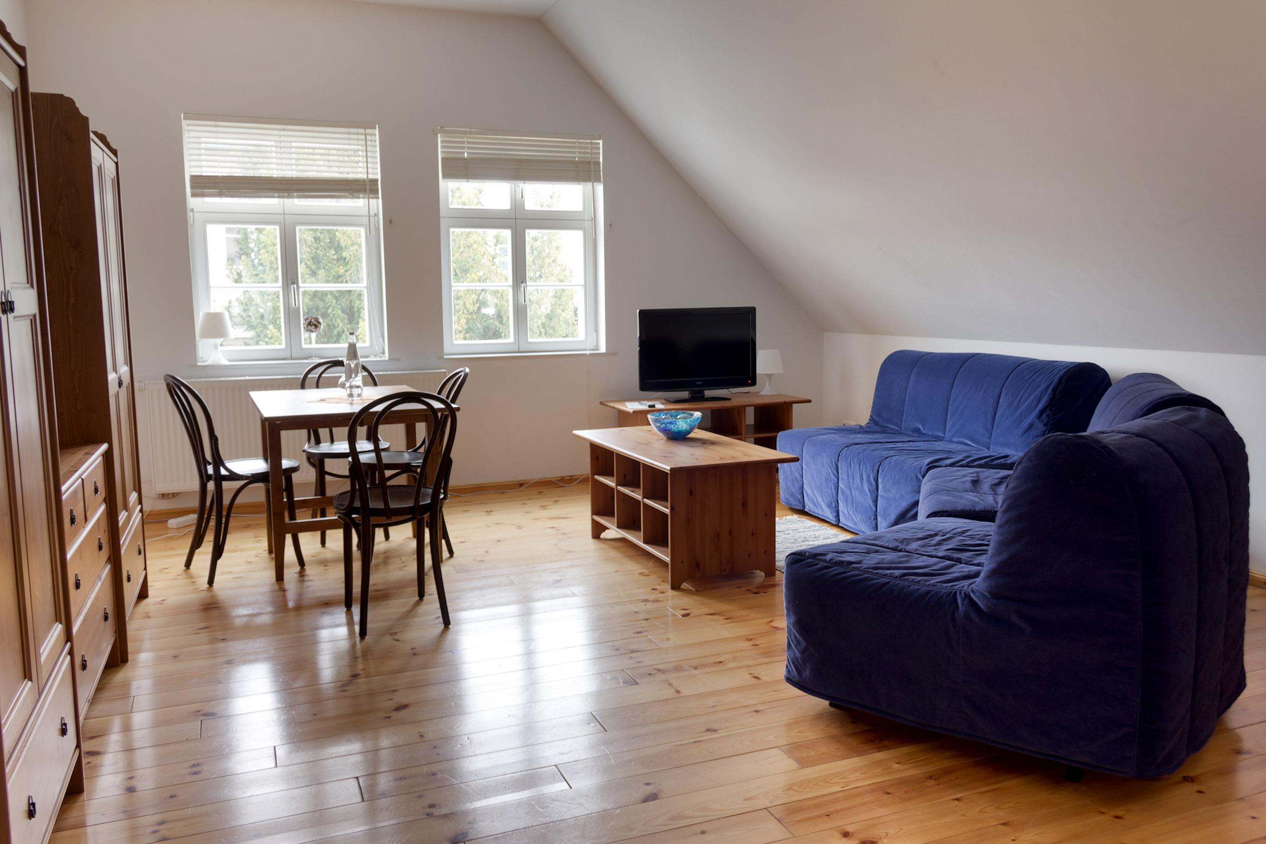 Beispiel Zimmer im Gästehaus