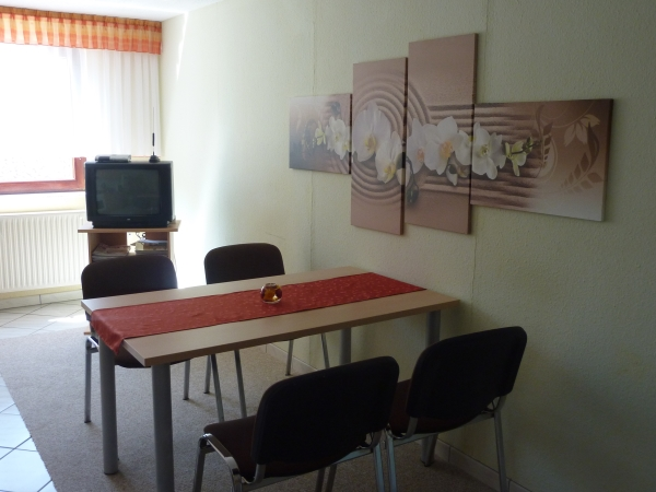 Küche Ferienhaus Lehmann in Calau