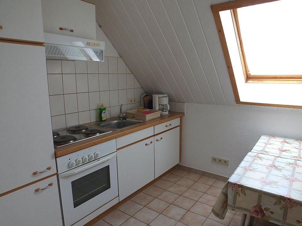 FeWo 3 Küche