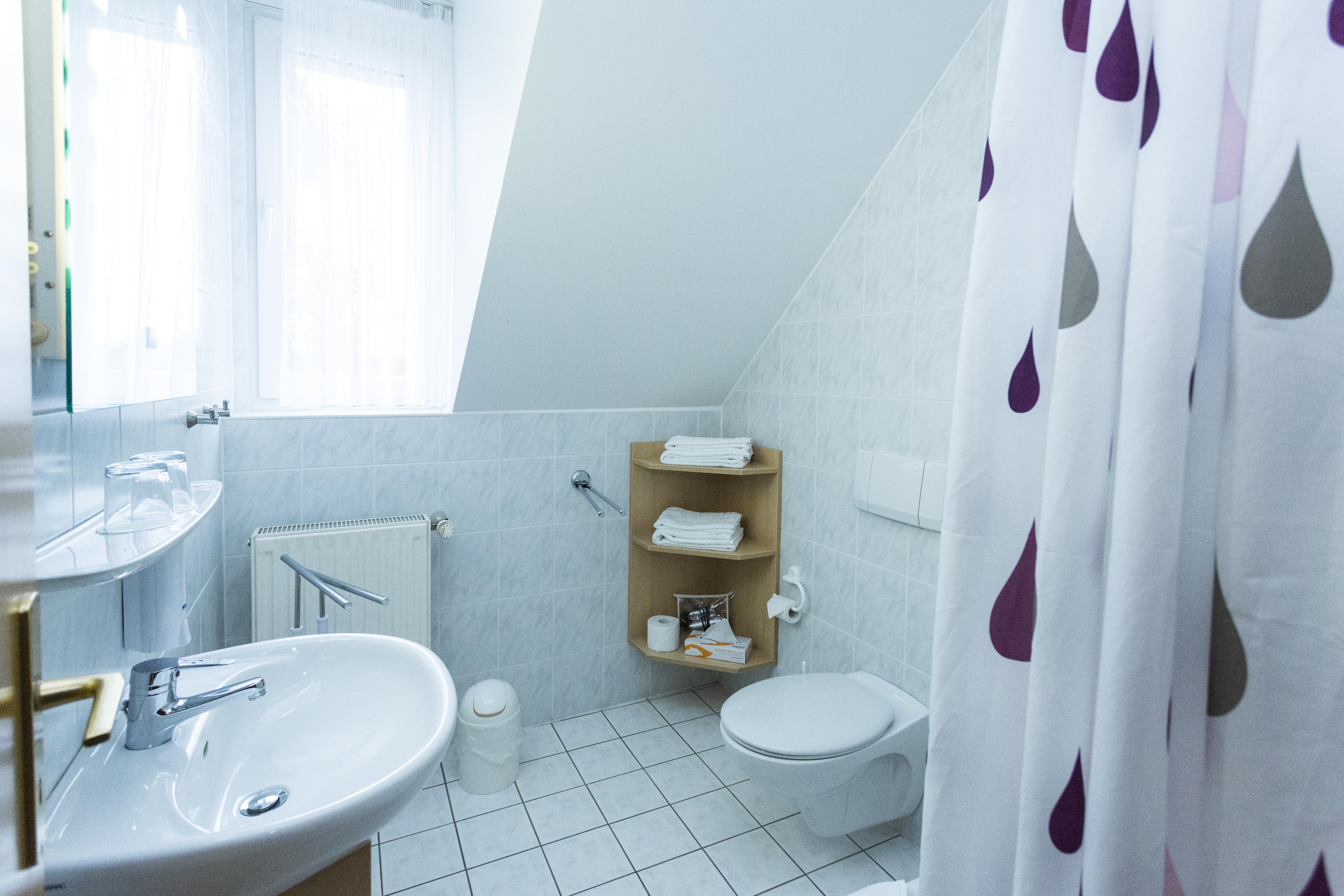 Zimmeransicht Bad