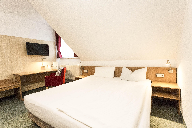 Zimmeransicht Doppelbett