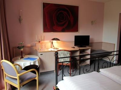 Doppelzimmer - Ausstattung