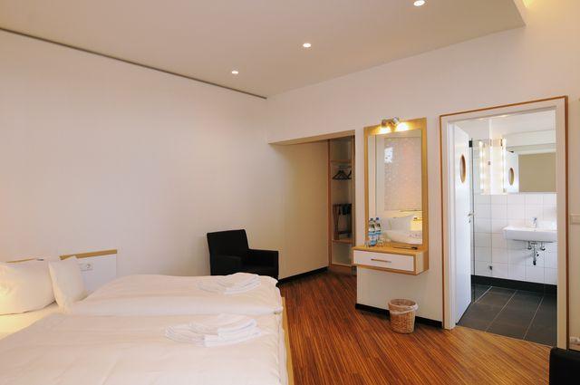 Zimmer im Erdgeschoss - Zimmeransicht