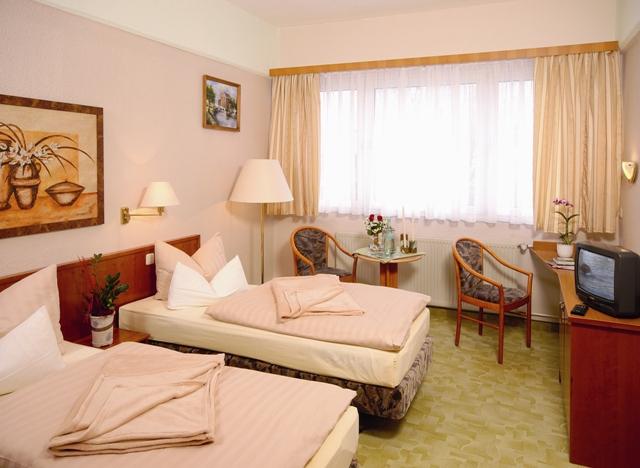 Hotel Stadt Wittstock Doppelzimmer
