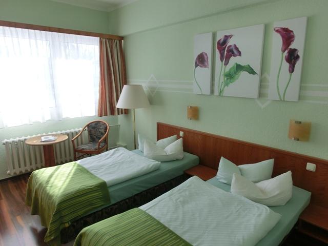 Hotel Stadt Wittstock Doppelzimmer2