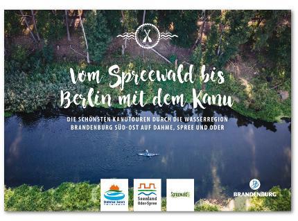 008 - Vom Spreewald bis Berlin mit dem Kanu