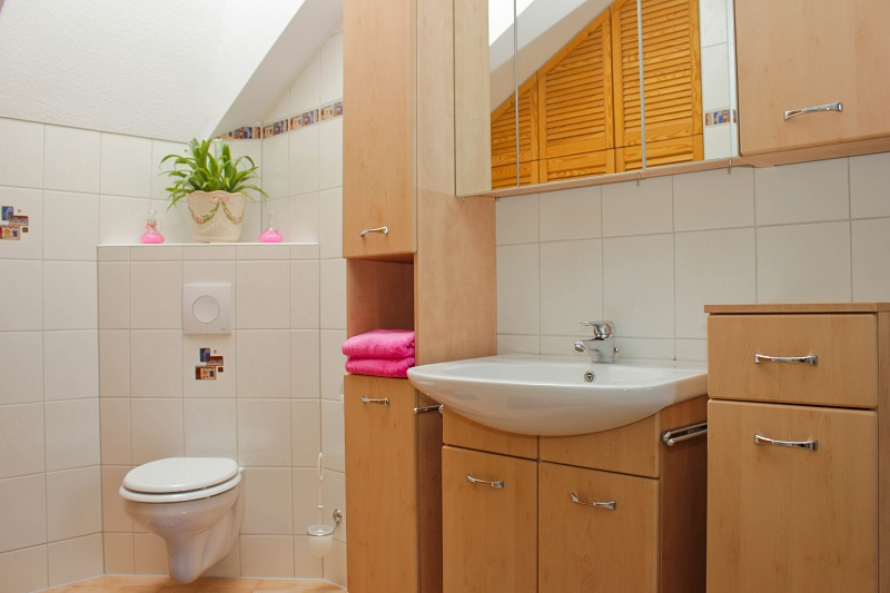 FW An der Hainmühle_Badezimmer